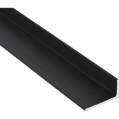 Ángulo Aluminio 20x10x1,3 mm Bronce  3 m