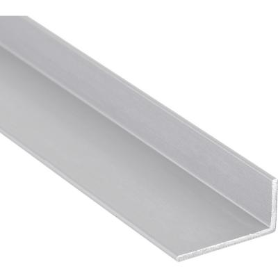 Ángulo Aluminio 20x10x1,3 mm Mate  6 m