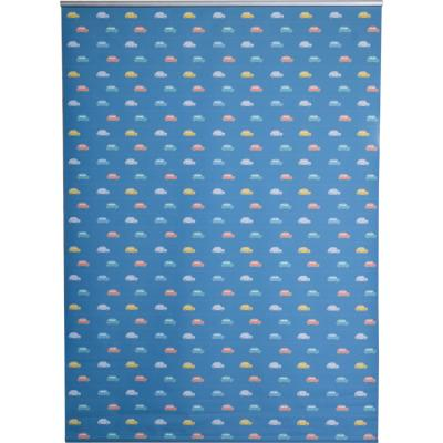 Cortina black-out Auto Kids 150x250 cm multicolor