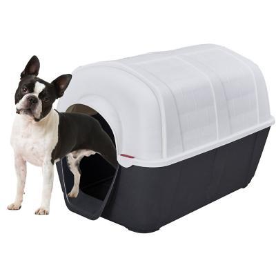 Casa para perro mediana 91x58x58 cm