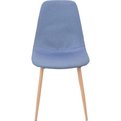 Set 2 sillas tamesis azul