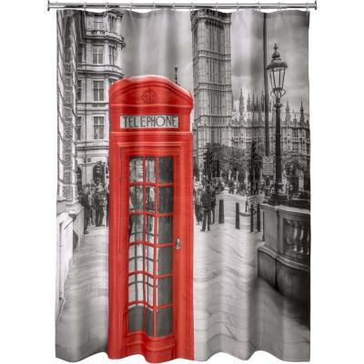 Cortina de Baño Telefono UK