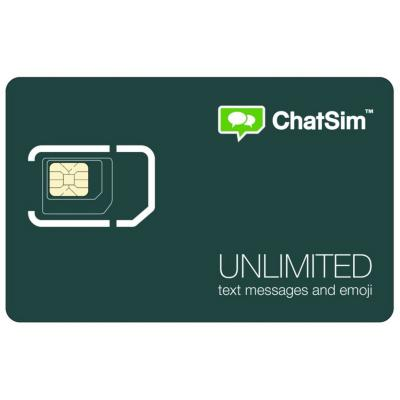 Sim card internacional chatsim world