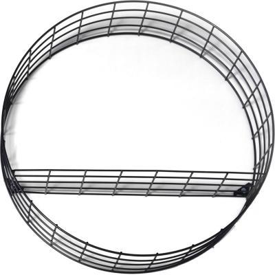 Repisa metal tejido cuadrado