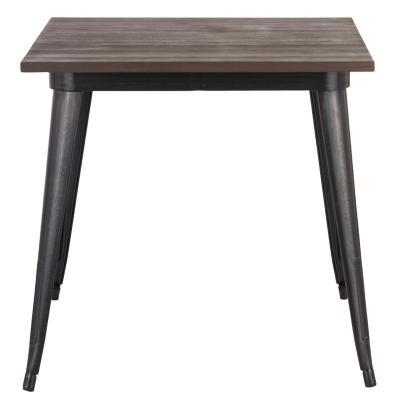 Mesa de comedor rectangular 79x79 cm