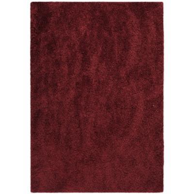 Alfombra Kioto 133x190 cm rojo