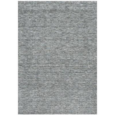 Alfombra handloom reno 140x200 cm verde