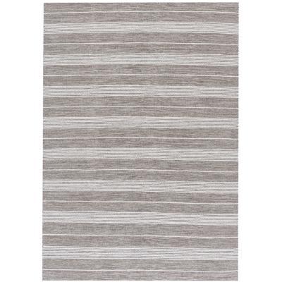 Alfombra natural 160x230 cm blanco/beige