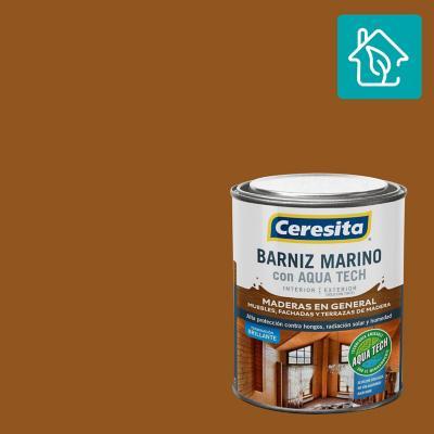 Barniz Marino Aquatech Rauli 1/4 gl