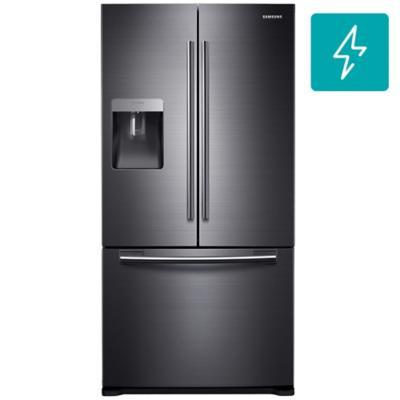 Refrigerador side by side 435 litros silver