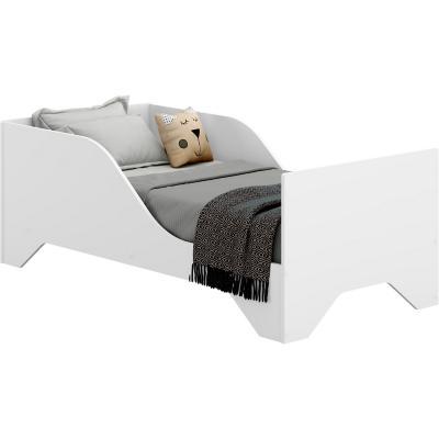 Cama Infantil  153x69x75 cm blanca