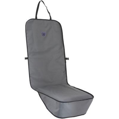 Funda protectora para asiento de automovil 50x115 cm gris