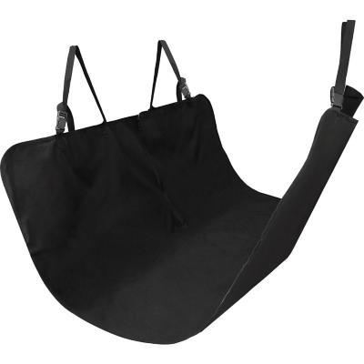 Funda protectora para el asiento de automovil 130x160 cm negro