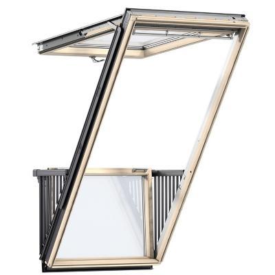 Combo 1 ventana balcon p1-p2+cerco ondulado+cortina beige sk10-s04