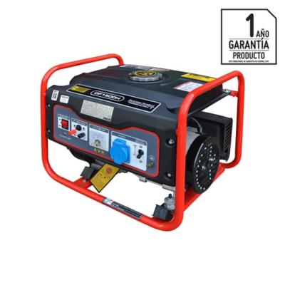 Generador eléctrico a gasolina 1200 W