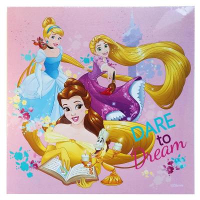 Canvas Princesas