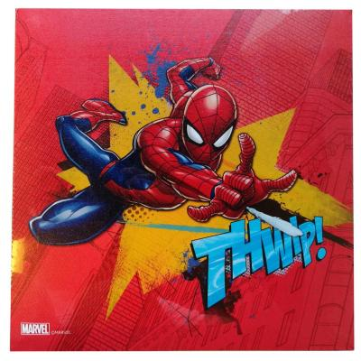Canvas Spiderman