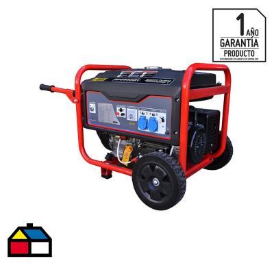 Generador eléctrico a gasolina 7000W