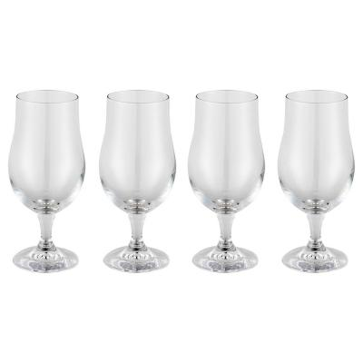 Set 4 Cerveceros stem 370 ml, artisan