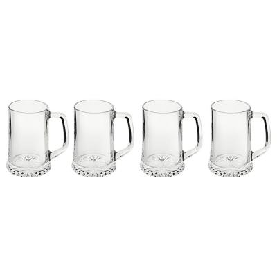 Set 4 Cerveceros mug 320 ml, artisan