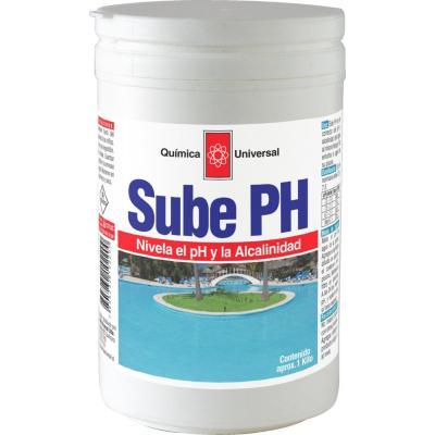 Regulador de PH sube 1 kilo