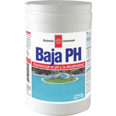 Regualdor de PH baja 1 kilo