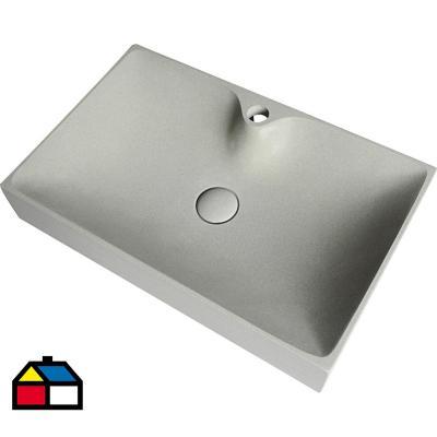 Lavamanos light grey