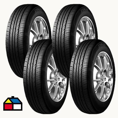 Set 4 Neumáticos 225/60 R16