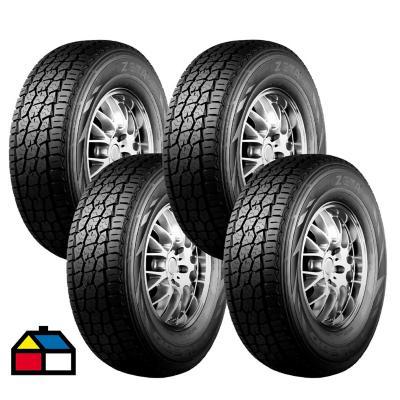 Set 4 Neumáticos 235/70 R16