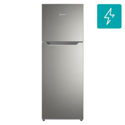 Refrigerador no frost top mount freezer 342 litros inox