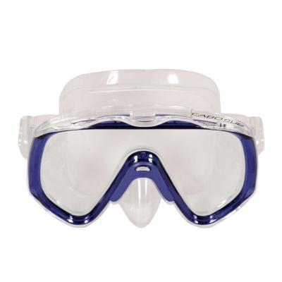 Máscara buceo x-vision blanco
