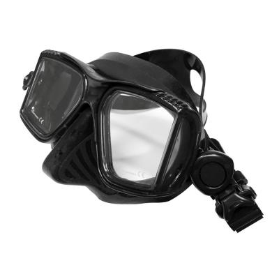 Máscara buceo turtle negro