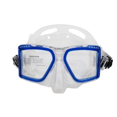 Máscara buceo turtle blanco