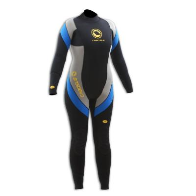 Traje buceo europeo mujer 7mm t/l