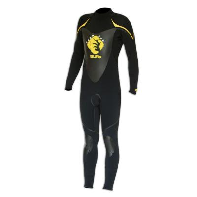 Traje buceo mega stretch 4 mm ml