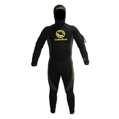 Traje buceo semiseco oceánico 7mm t/m