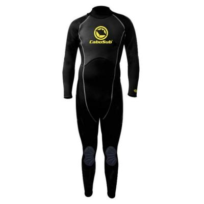 Traje surf 3 mm blacksuit T/S