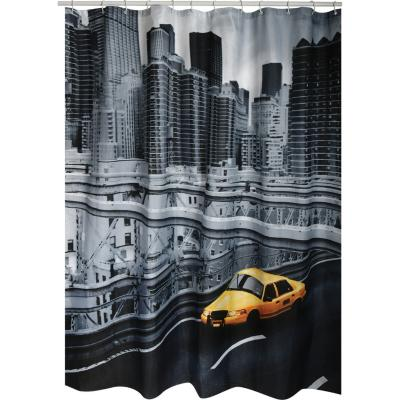 Cortina de baño New York 180x200 cm