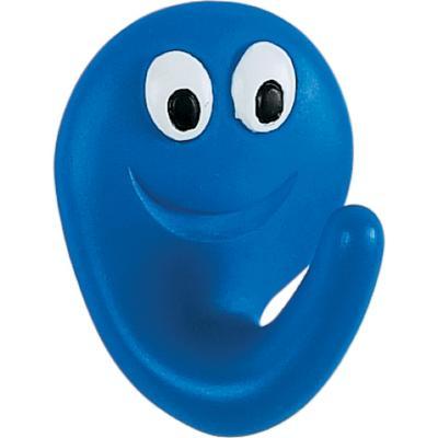 Gancho para baño Smile Azul