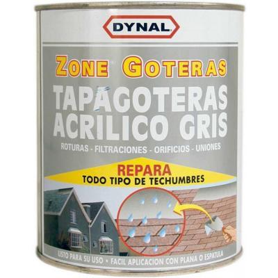 Tapagotera gris 1/4 galón