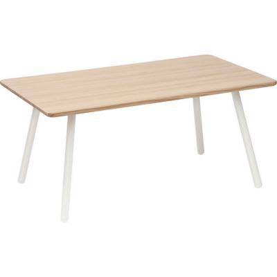 Mesa de comedor rectangular 160x95 cm