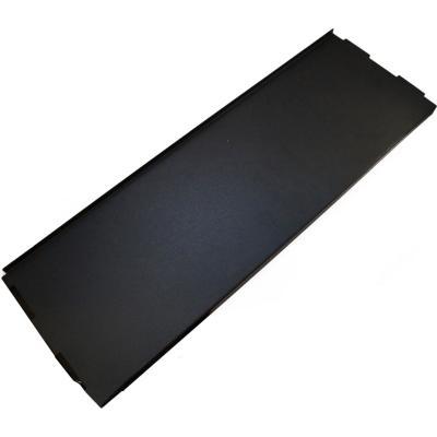 Bandeja negra 60x20 cm