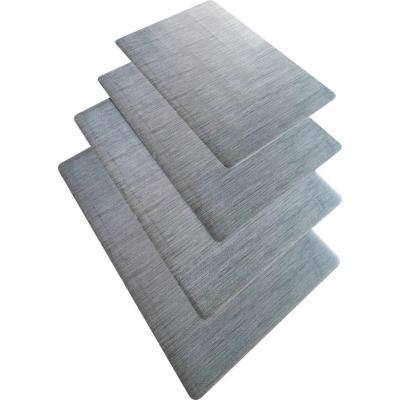 Set de Individuales de Plástico 45x30 cm 4 Unidades