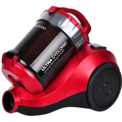 Aspiradora de arrastre 1400 W rojo