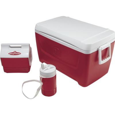 Combo Cooler 3 Piezas 45 litros