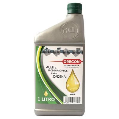 Aceite cadena biodegradable 1000 cc