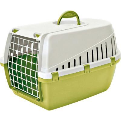 Jaula de trasnporte limón para animales