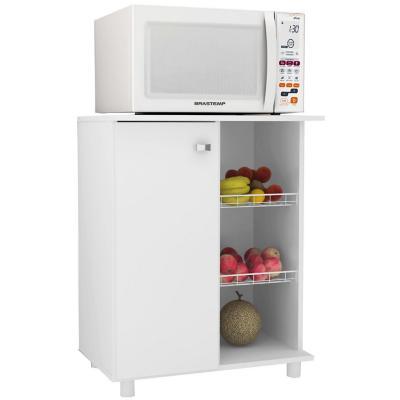 Mueble de cocina 61x41x76 cm Blanco