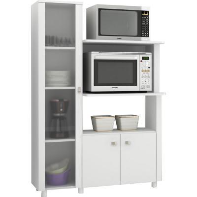 Mueble de cocina 96,2x41,8x142,5 cm Blanco
