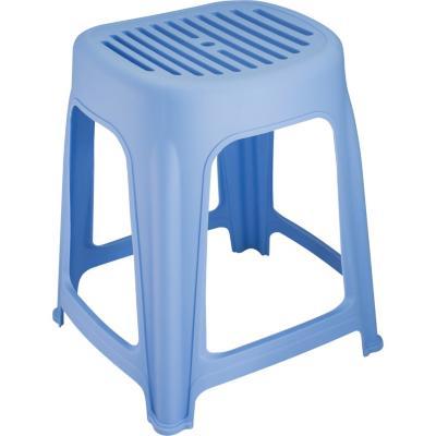 Piso plástico apilable azul